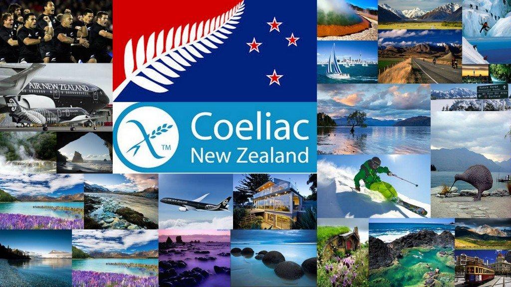 NUOVA ZELANDA Collage