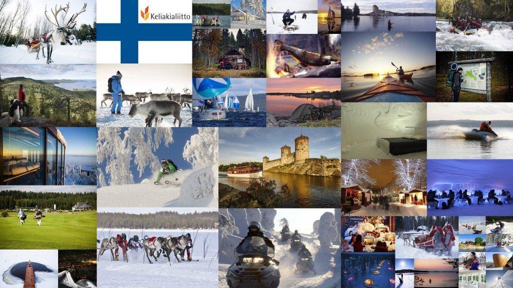 Finlandia-Collage